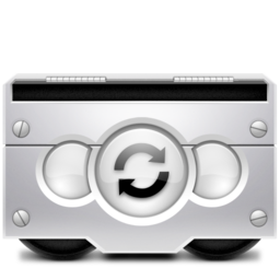 256x256px size png icon of 1 Public