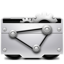 256x256px size png icon of 1 Utilities
