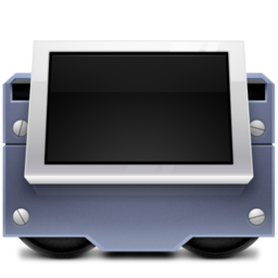 256x256px size png icon of 2 Desktop