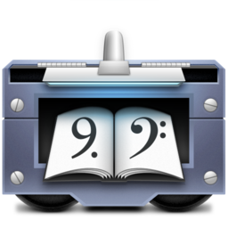256x256px size png icon of 2 Library
