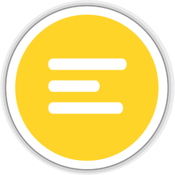 256x256px size png icon of accessories text editor
