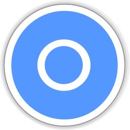 256x256px size png icon of chromium browser