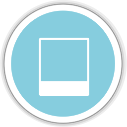 256x256px size png icon of eog
