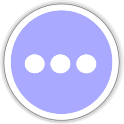 256x256px size png icon of internet chat