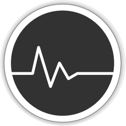 256x256px size png icon of utilities system monitor