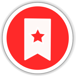 256x256px size png icon of wunderlist