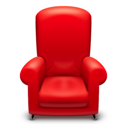256x256px size png icon of Front Row