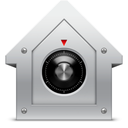 256x256px size png icon of Security