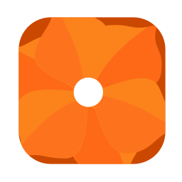 256x256px size png icon of Media illustrator