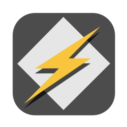 256x256px size png icon of Media winamp