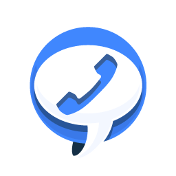 256x256px size png icon of Chat Phone