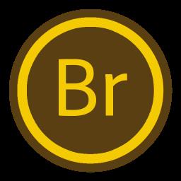 256x256px size png icon of App Adobe Bridge