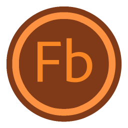 256x256px size png icon of App Adobe Flash Builder