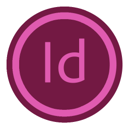 256x256px size png icon of App Adobe Indesign