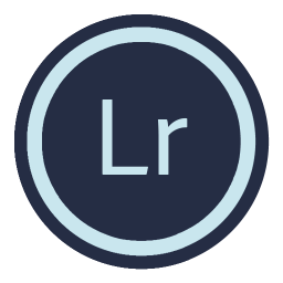 256x256px size png icon of App Adobe Lightroom