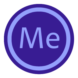 256x256px size png icon of App Adobe Media Encore