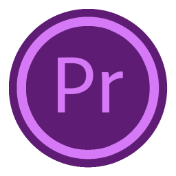 256x256px size png icon of App Adobe Premiere