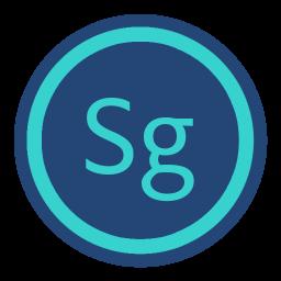 256x256px size png icon of App Adobe Speedgrade