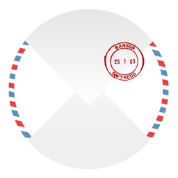 256x256px size png icon of App Airmail