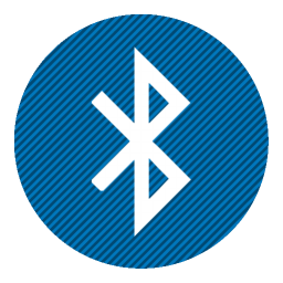 256x256px size png icon of App Bluetooth