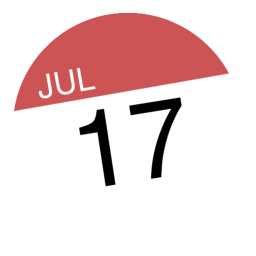 256x256px size png icon of App Calendar