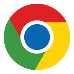 256x256px size png icon of App Chrome