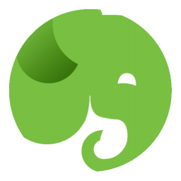 256x256px size png icon of App Evernote