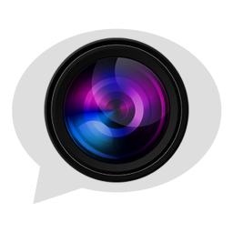 256x256px size png icon of App Facetime