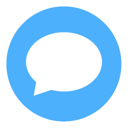 256x256px size png icon of App Messages