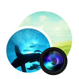 256x256px size png icon of App Photodupicator