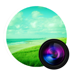 256x256px size png icon of App iPhoto