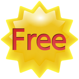 256x256px size png icon of free