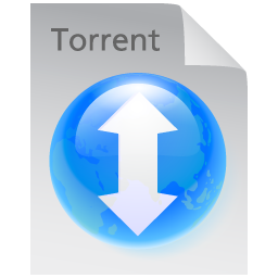256x256px size png icon of torrent file