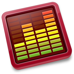 256x256px size png icon of Audio MIDI