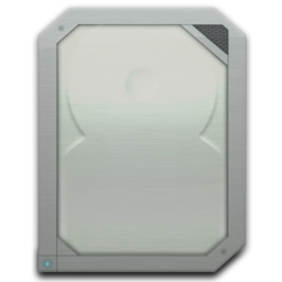256x256px size png icon of drive removable