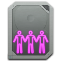 256x256px size png icon of drive sharepoint online