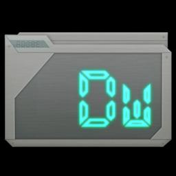 256x256px size png icon of folder adobe dreamweaver
