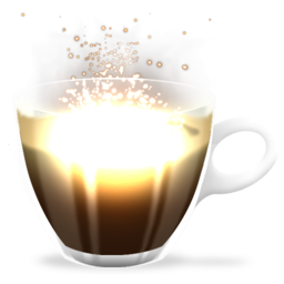 256x256px size png icon of cofee cup2