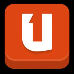 256x256px size png icon of ubuntu one