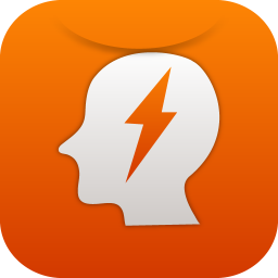 256x256px size png icon of brainstorming