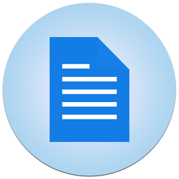 256x256px size png icon of DocumentsFolder