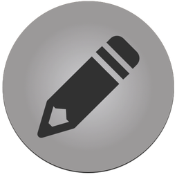 256x256px size png icon of Notes