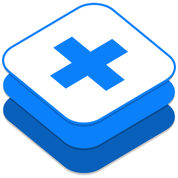 256x256px size png icon of Bloglovin