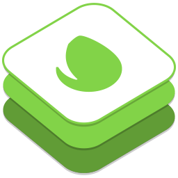 256x256px size png icon of Envato