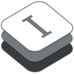 256x256px size png icon of Instapaper