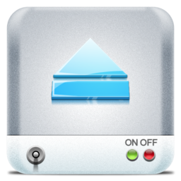 256x256px size png icon of Drives Removable