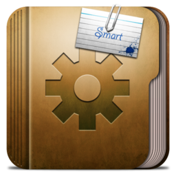 256x256px size png icon of Folder Smart Folder