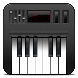 256x256px size png icon of Misc Audio Midi Setup