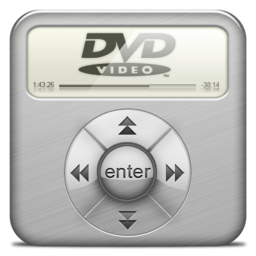 256x256px size png icon of Misc DVD Player