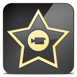 256x256px size png icon of Misc iMovie